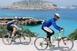 Cuarta ruta cicloturista desde Eivissa