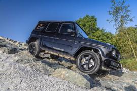 La emblemática Clase G de Mercedes-Benz cumple cuarenta años