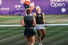 Kerber-Bencic y Sevastova-Kenin, semifinales en el Mallorca Open