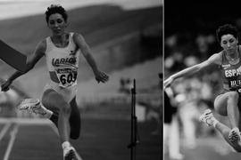 Fallece Conchi Paredes, 17 veces campeona de España de triple salto
