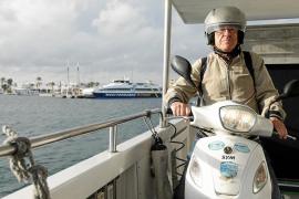 «El transporte público de Formentera no está pensado para la gente trabajadora»