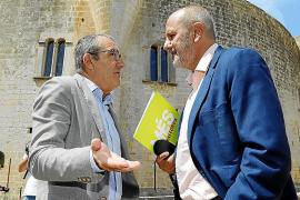 El PSIB no intervendrá en las áreas de Més y de Podemos