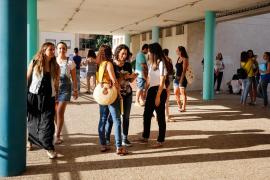 Las oposiciones de educación en las Pitiusas, en imágenes (Fotos: Arguiñe Escandón).