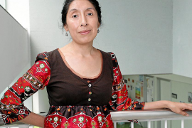 Marta Gamarra: «He aprendido que la gente tiene habilidades para poder cuidarse»