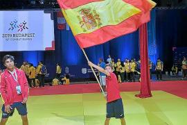 Bruno Prats acaba en el quinto lugar en los Juegos Mundiales escolares