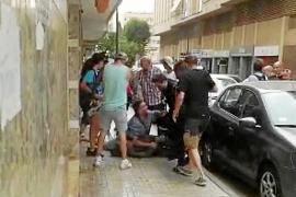 Detenido tras perpetrar un atraco a mano armada y protagonizar una tensa huida en Ibiza