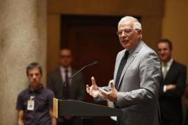 Borrell renuncia al acta de eurodiputado y será de nuevo ministro de Exteriores