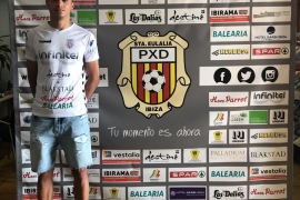 El portero Leo Román vuelve a la Peña Deportiva