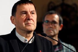 Arnaldo Otegi, coordinador general de Euskal Herria Bildu (EH Bildu)