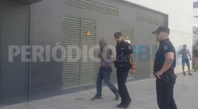 Pasa a disposición judicial el autor del atraco a mano armada en Ibiza