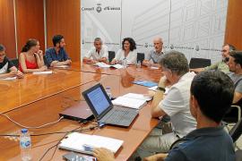 El Consell d'Eivissa concluye el diagnóstico para la revisión del PTI