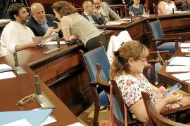 El relevo de Ensenyat, Vidal y Santiago desata una grave crisis en Més per Mallorca