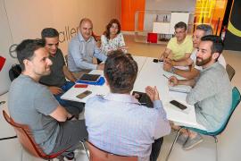 El pacto entre el PP y Cs en el Consell d'Eivissa contempla suprimir las secretarías generales