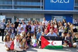 Familias ibicencas acogerán este verano a doce niños refugiados del desierto argelino