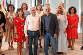 Último día de clase en el Consell d'Eivissa hasta el próximo viernes