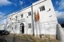 Dos detenidos por causar daños a una decena de coches en Sant Antoni