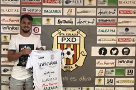 Cristian Cruz firma con la Peña Deportiva