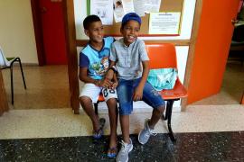 El IB-Salut realiza revisiones médicas a los niños saharauis acogidos
