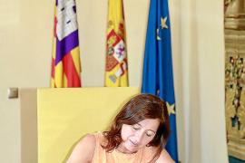 Armengol deja las áreas clave del Govern a su núcleo de confianza