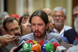 Pablo Iglesias asegura que cambiará de posición si el Congreso rechaza el gobierno de coalición