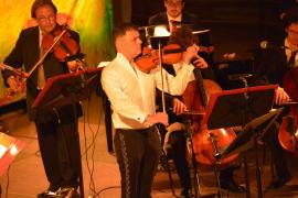 El violinista Vasko Vassilev recala en el Castell de Bellver