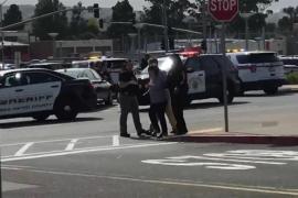 Cuatro heridos por un tiroteo en un centro comercial en San Francisco