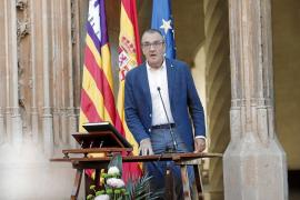 Juan Pedro Yllanes es el nuevo vicepresident del Govern