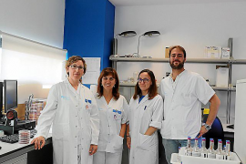 El servicio de laboratorio de Microbiología del Hospital Can Misses amplía su plantilla