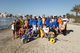 Siete nuevos voluntarios para 'Un mar de posibilidades'
