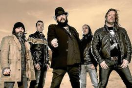 El conjunto Marea, en una imagen promocional de su último disco