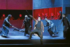 'Il trovatore', del Teatro Real en directo a la Plaza de Sant Jordi
