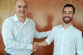 Partido Popular y Ciudadanos firman su pacto de legislatura y Vicent Marí será el presidente