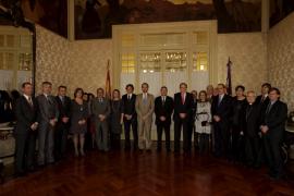 El presidente del Parlament reivindica la importancia del autogobierno y el catalán