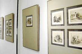 Goya, en blanco y negro