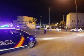 Denunciados una docena de conductores por positivos en alcohol o drogas en Ibiza