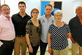 Artistas del Grupo Arkadia exponen en Valldemossa