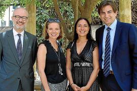 Entrega del X Premio de Periodismo Alberta Giménez
