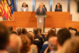 El Consell tendrá tres vicepresidencias y un máximo de 11 directores insulares