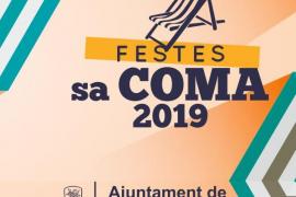 Sa Coma celebra sus fiestas de verano 2019