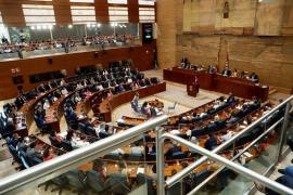 La Asamblea celebra por primera vez un pleno de investidura sin candidato