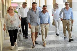Reunión de la ejecutiva del PP balear