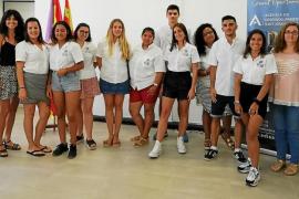 Diez jóvenes reciben formación por el programa 'T'atenem Sant Josep'