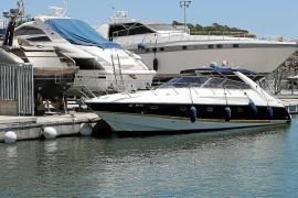 La Guardia Civil investiga la muerte de una mujer hallada por un barco en Santa Eulària