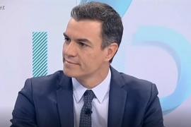 Sánchez dice que las diferencias sobre Cataluña impiden la coalición con Podemos