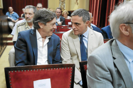 Marí Bosó, nuevo senador con el voto en contra de Vox y Cs y la abstención del PI