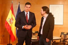 Sánchez dice ahora que valora «todos los escenarios posibles» para conseguir formar Gobierno