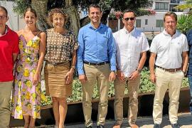 Los hoteleros de Sant Antoni ofrecen alojamiento al refuerzo de la Guardia Civil