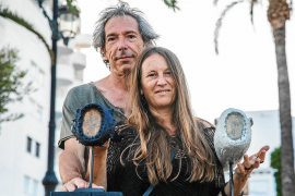 Esculturas de animales, árboles y peces peligrosos y enfadados para las calles de Santa Eulària