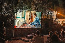 Esta noche regresan a Sant Agustí las proyecciones del festival de cortometrajes Mecal Air Ibiza