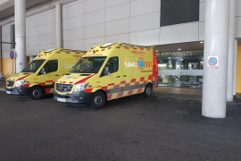 Ambulancias en Son Espases